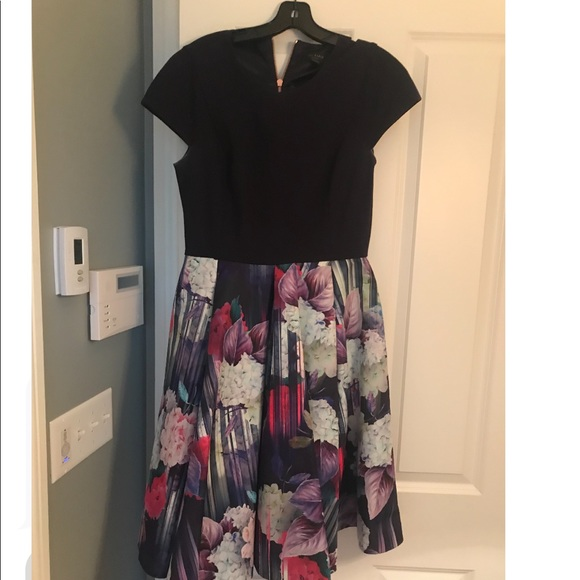 Ted Baker Dresses & Skirts - Ted Baker fit and flare dress